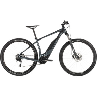 "Mountain Bike eléctrica CUBE ACID HYBRID ONE 400 29"" Gris 2019"